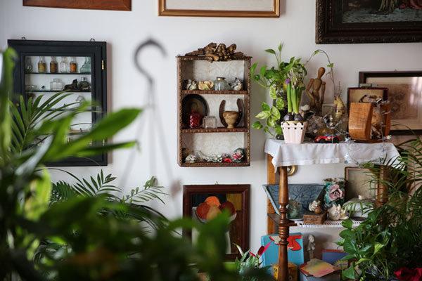 Casa di Rossella, interno